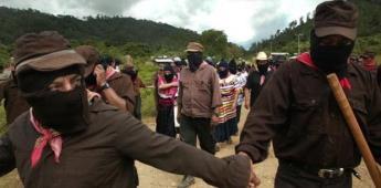 EZLN prepara gira europea encabezada por el Escuadrón 421