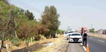 Guardia Nacional muere impactado por una llanta en Guanajuato