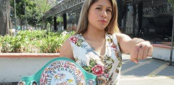 Boxeadora Erika Cruz busca dar la sorpresa y coronarse en New York