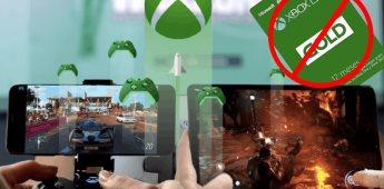 Ya no necesitas Xbox Live Gold para jugar en linea, conoce free-to-play