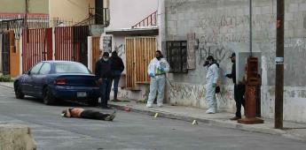 Dos asesinatos se perpetraron casi simultáneamente en la ciudad de Tijuana