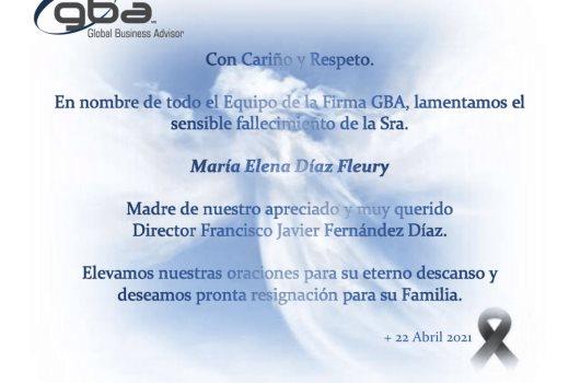 María Elena Díaz Fleury