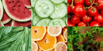 Seis alimentos que hidratan casi tanto como tomar agua