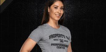 Jennifer Cantú es la primera mexicana firmada por la WWE