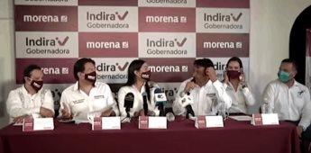 Confunden a presidente de Morena por presidente del PRI
