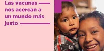 """Con el lema """"Las Vacunas Nos Acercan #Vacúnate"""" se celebra Semana de Vacunación de las Américas 2021"""