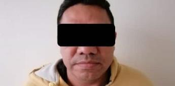 Detiene la Fiscalía General del Estado a sujeto por secuestro agravado