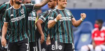 La Selección Mexicana ignora su triplete con LA Galaxy.