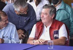 Ciudadana reclama a candidato que no recibió apoyo