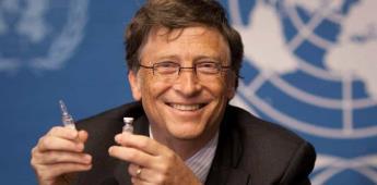 Bill Gates no quiere que países compartan patentes de vacunas