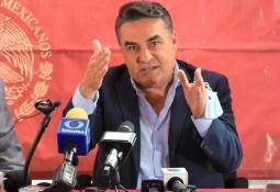 """Montserrat anda muy nerviosa: Carlos Jiménez"