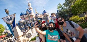 Disneyland Resort da la bienvenida a la reapertura de sus parques, hoteles y ressort