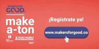 Tecnotabla anuncia su participación en Tecno Mueble Internacional 2021 y se une a maratón creativo