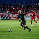 SD Loyal Inició la Temporada 2021 con Marcardor Adverso ante Phoenix Rising FC .