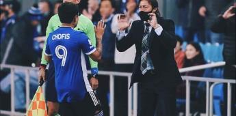 La Chofis López anota su primer gol en la MLS