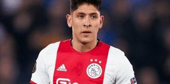 Edson Álvarez, campeón de la Eredivisie con el Ajax