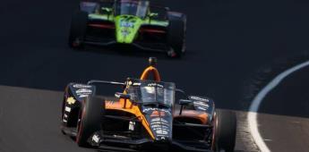Patricio OWard hace historia al ganar su primer triunfo en IndyCar