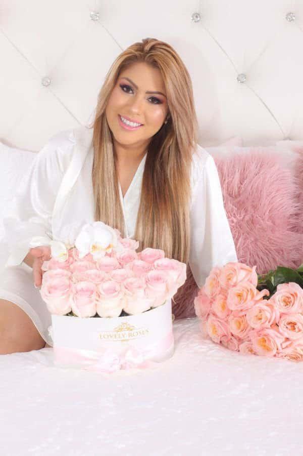 Día de las Madres: La Reina de las Rosas muestra cómo preparar en casa un hermoso bouquet.