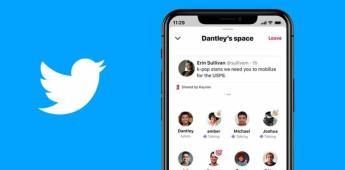 Spaces de Twitter llega a más usuarios. Te decimos cómo funciona