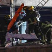 Colapso en Metro Olivos deja 23 muertos; Línea 12, cerrada.