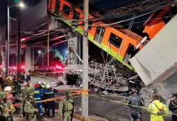 Critican en redes a partidos por subirse a tema de colapso de Metro.