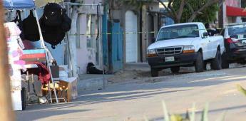 Masculino de alrededor de 35 años, fue ejecutado en pleno medio día en la Zona Norte