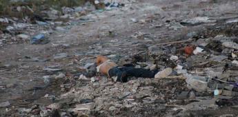 Se localiza cuerpo sin vida, debajo de un puente en la vía rápida Alamar