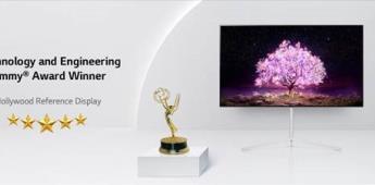 Disfruta las películas más premiadas con los aclamados televisores LG oled y Dolby