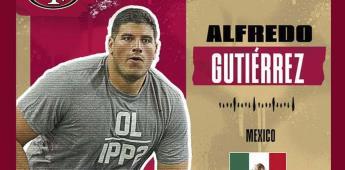 Tijuanense Alfredo Gutiérrez es el segundo mexicano en la actualidad en llegar a la NFL