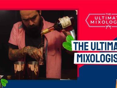 The ultimate mixologist México, un homenaje a la  coctelería mexicana .