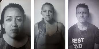 Sentencian a 50 años de prisión a tres secuestradores