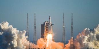 Restos de un cohete chino caerán en la Tierra en los próximos días