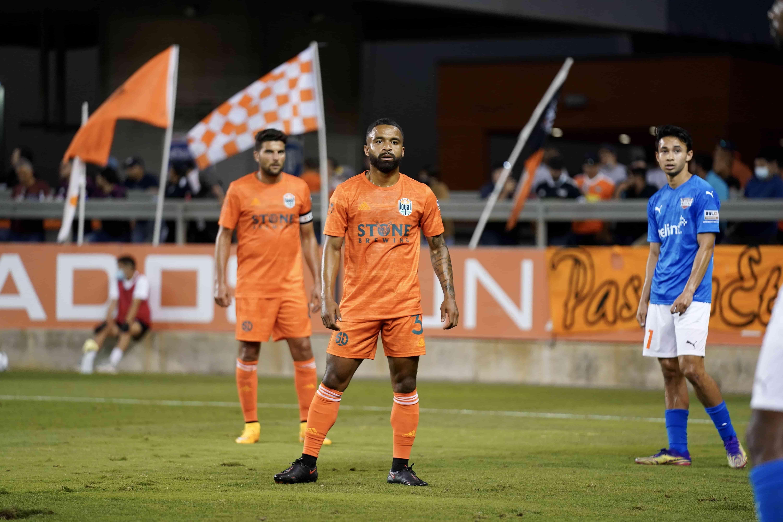 San Diego Loyal perdió con gol en los minutos finales ante RGV FC