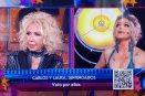 Laura Bozzo le grita ábrete perra a Lolita Cortés, en vivo
