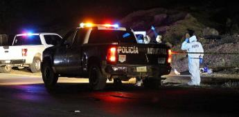 Dos homicidios se registran en distintas zonas del bulevar 2000