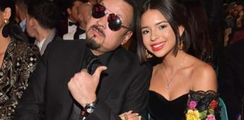 Claro que la regó: Pepe Aguilar sobre cómo entonó Ángela el himno