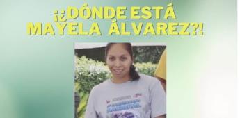 Exigen localización de Mayela Álvarez a 9 meses de su desaparición
