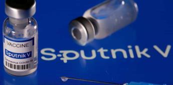 México ya analiza el uso de Sputnik Light, vacuna rusa contra Covid.