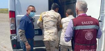 Arribaron a Base Aérea Militar de Tijuana 31 Mil 200 Dosis de SINOVAC: Alejandro Ruiz Uribe Delegado Federal Único  en Baja California