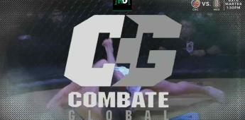Combate global y TUDN anuncian cartelera completa de MMA para el viernes 14 de mayo en vivo por TUDN para México