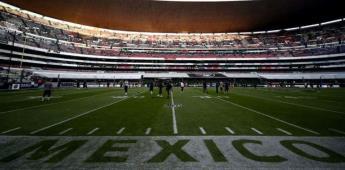 NFL confirma que no habrá juego en la CDMX por pandemia