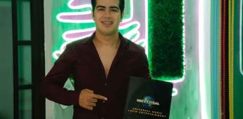 Enrique Rodríguez firma contrato con fonovisa records