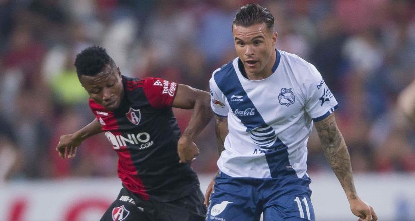 Atlas y Puebla buscan hacer historia en los cuartos de final.
