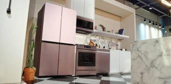 """Samsung anuncia la expansión global de la línea de electrodomésticos Bespoke en """"Bespoke Home 2021"""""""