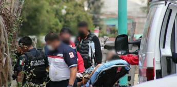 Se reportaron disparos en las Sanchez Taboada, con un herido gravemente
