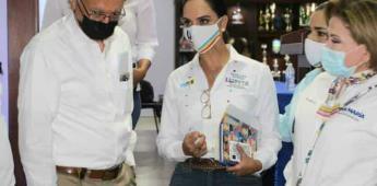 Juntos mejoraremos la calidad educativa en Baja California: Lupita Jones