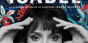 Amazon prime video y megamedia lanzan Isabel, la serie biográfica de Isabel Allende.