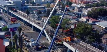 Obligado encontrar culpables administrativos, políticos y privados de accidente del metro.