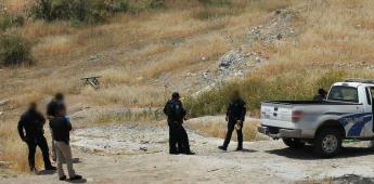 Encuentran cuerpo sin vida en el fraccionamiento Cañadas del Florido