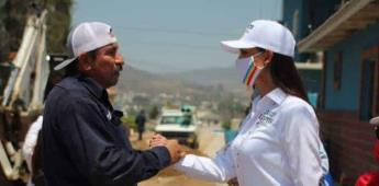 Llama Lupita Jones a votar a favor del rescate de Baja California